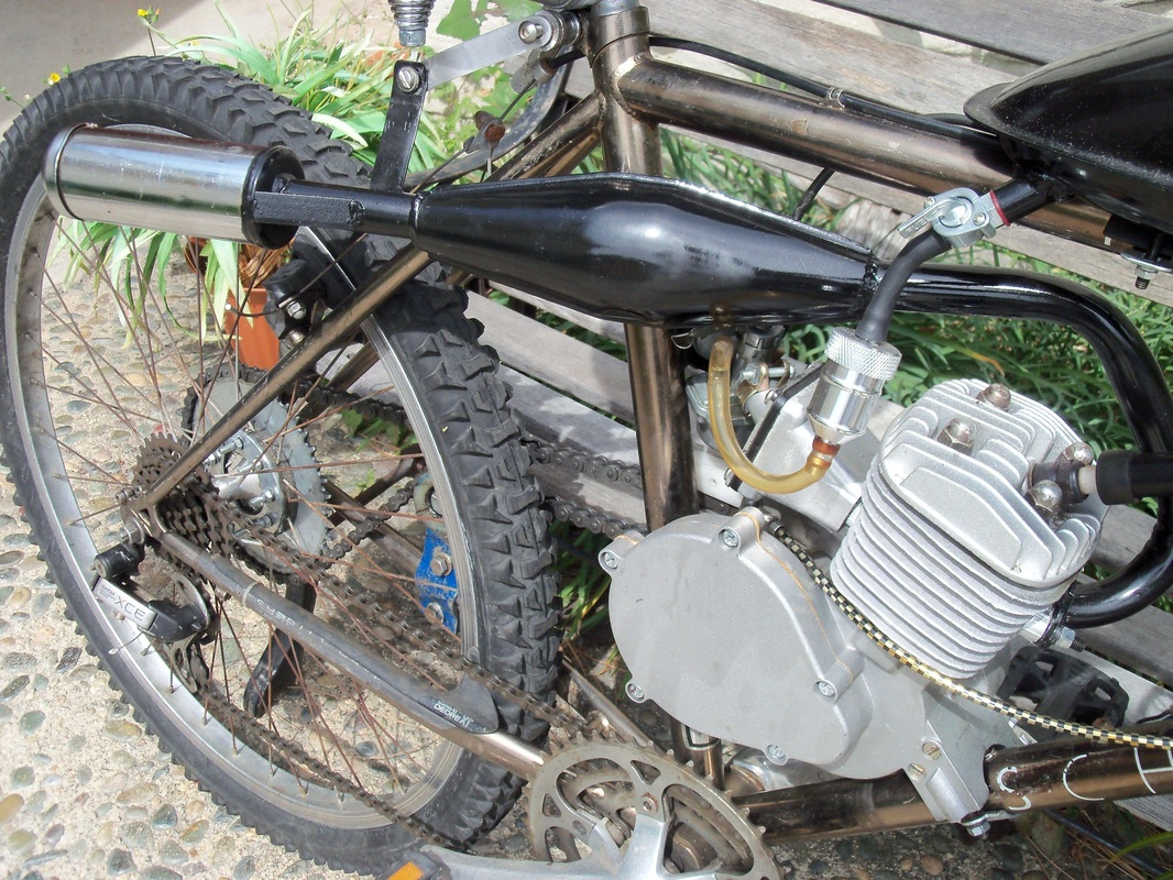 Fat Tire Brothers Pipe Motorized Bicycle Engine Kit Forum
